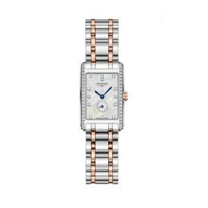 Longines Dolce Vita Diamond & Mother of Pearl Watch L52555897 csbedford
