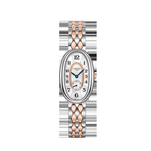 Longines Symphonette Quartz White Ladies Watch L23065837