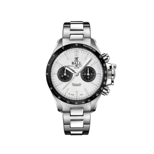 Men's Ball Engineer Hydrocarbon Racer Chronograph Watch