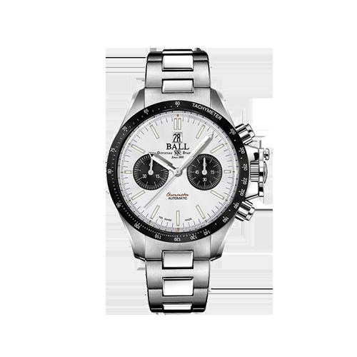 Men's Ball Engineer Hydrocarbon Racer Chronograph Watch