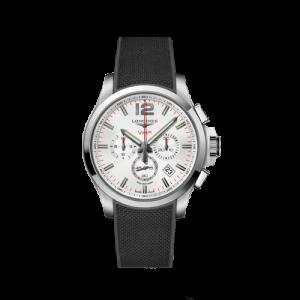 Longines Conquest V.H.P Men's Watch L37274769 Black Csbedford