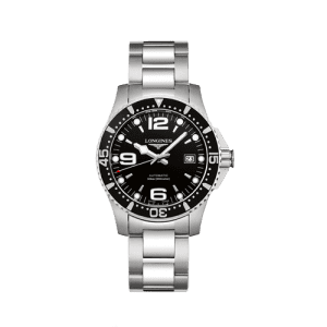 Longines Quartz Mens HydroConquest Watch L37424566 CsBedford