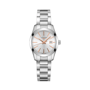 Longines Women's Conquest Classic Quartz Watch L22864726 Csbedford