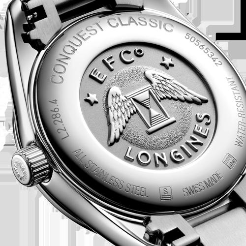 Longines Women's Conquest Classic Quartz Watch L22864726 Csbedford