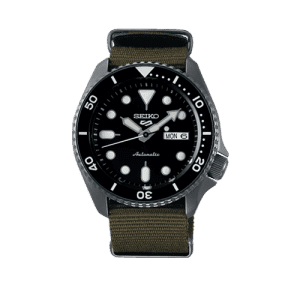 Mens Seiko 5 Sports Automatic Watch SRPD65K4 Csbedford