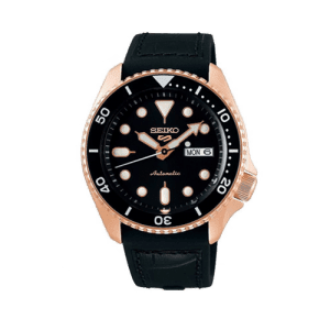 Mens Seiko Rose 5 Sports Automatic Watch SRPD76K1 Csbedford
