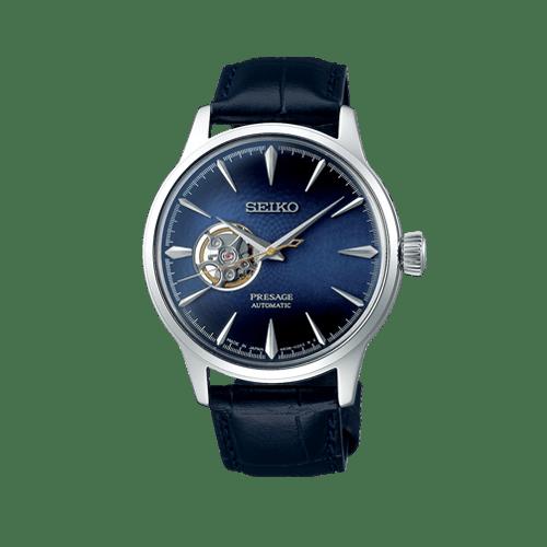 Seiko Presage Men's Cocktail 'Blue Moon' Watch SSA405J1 Csbedford