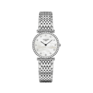 Women's La Grande Classique Diamond Mother of Pearl Watch L45230876