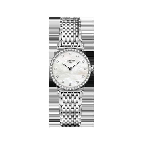 Women's La Grande Classique Diamond Mother of Pearl Watch L45230876