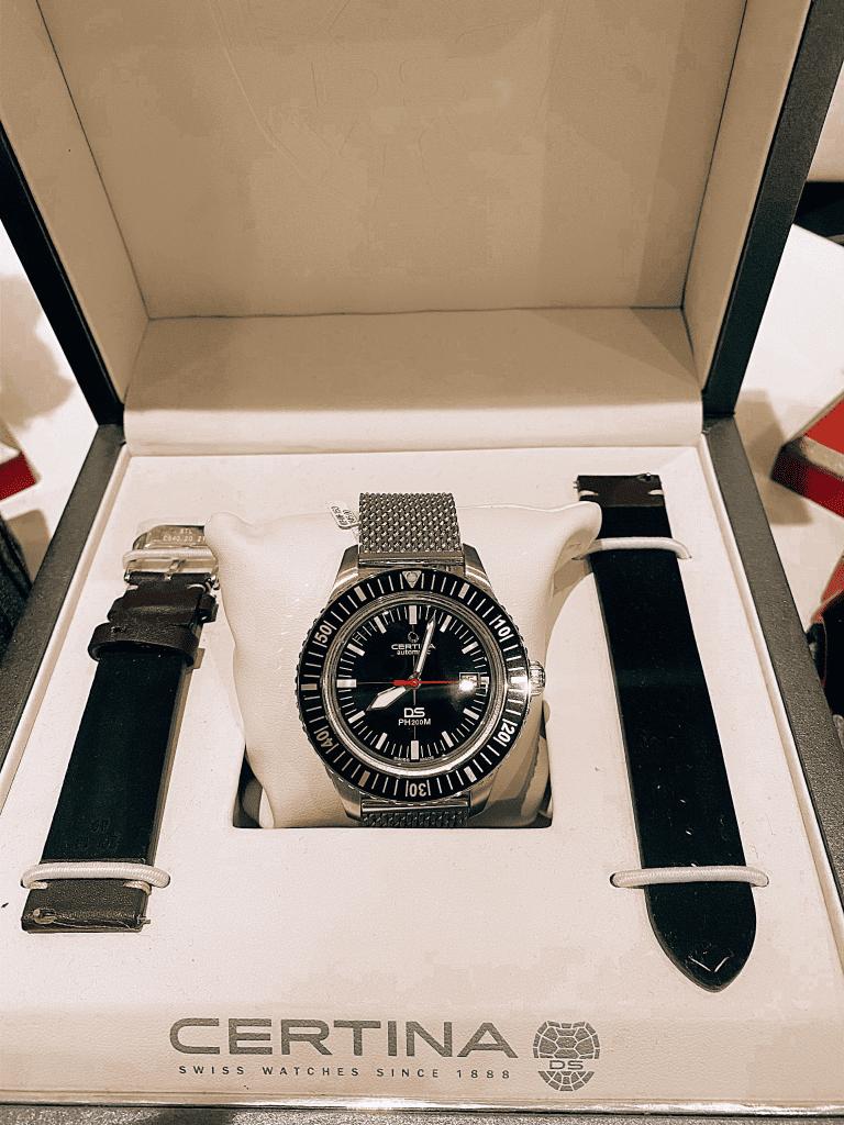 Certina Men's Watch