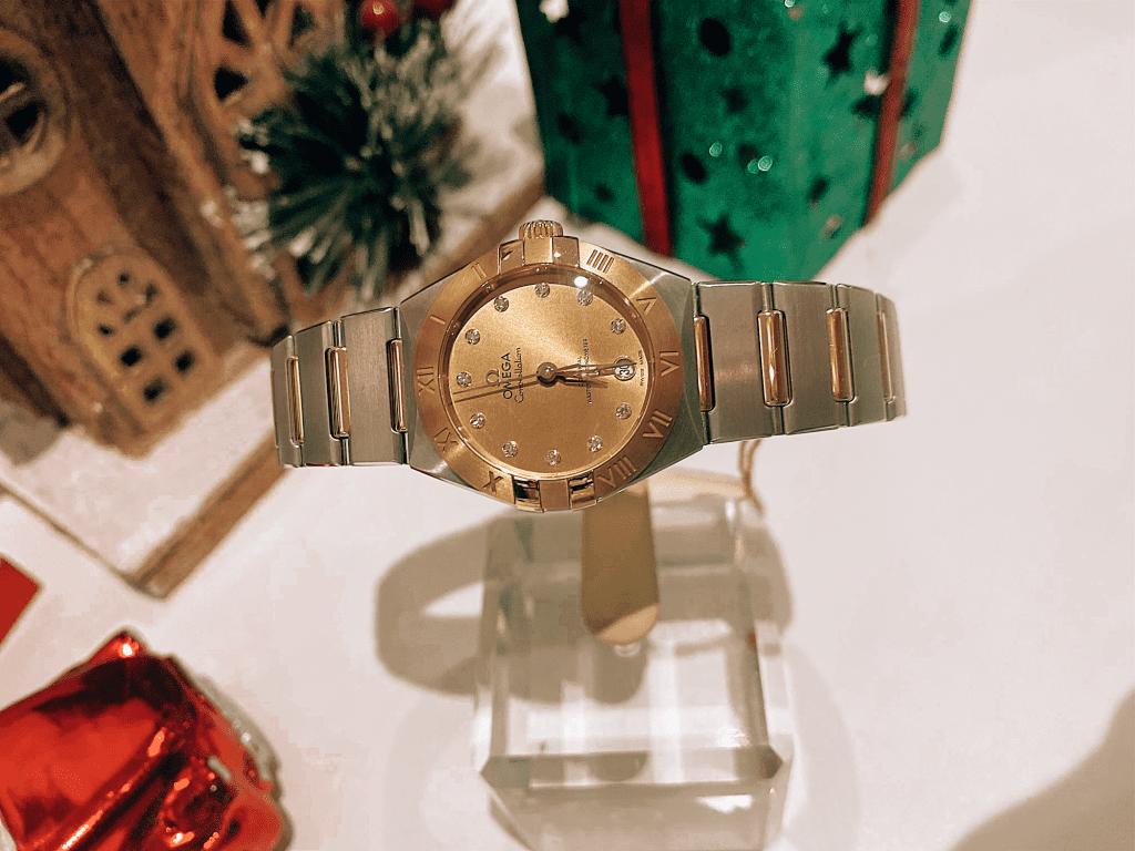 Ladies Omega Watch