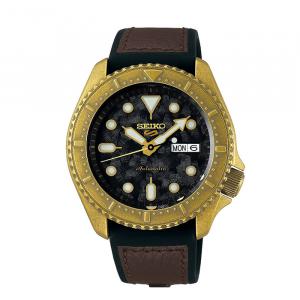 seiko SRPE80K1 csbedford 5 Sports Vintage Automatic Men's Watch