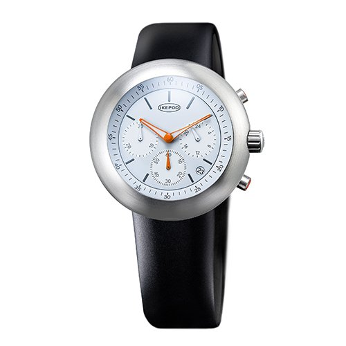 Ikepods Chronopod White Horse available at CS Bedford Jewelers