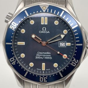 Omega Seamaster 300M Chronometer Goldeneye 2531.80.00 Csbedford