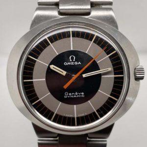 Vintage Omega Geneve Dynamic ST 135.00.33 Csbedford