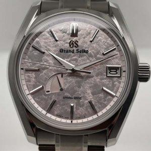Grand Seiko U.S Seasons 'Spring' Watch SBGA413 csbedford