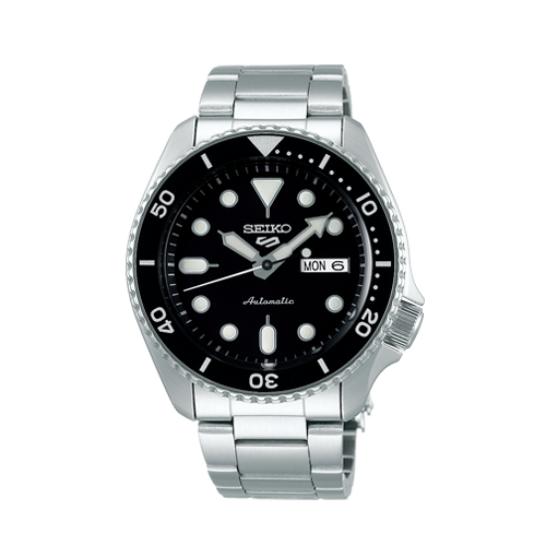 Seiko 5 Sports Men's Analogue Automatic Watch SRPD55K1 Csbedford